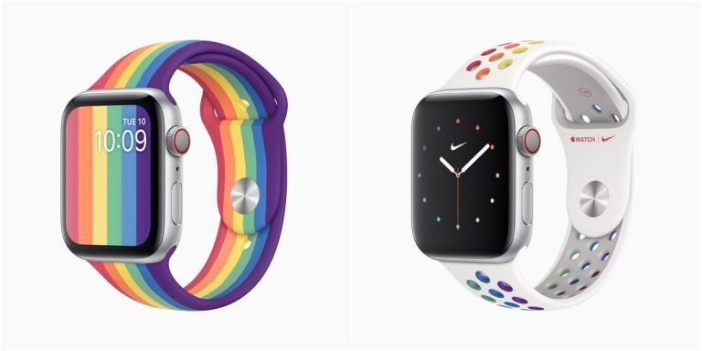These are the new watchOS spheres, and some you can use without an Apple Watch Series 4