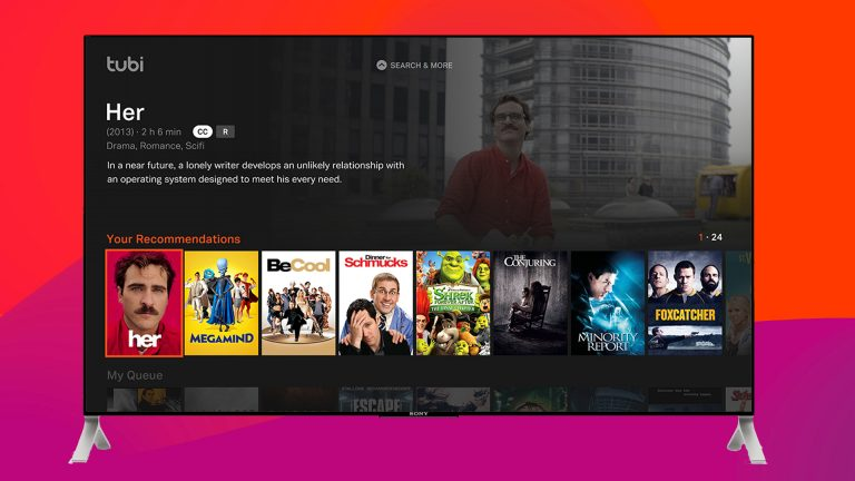 This is Apple's platform for watching series and movies