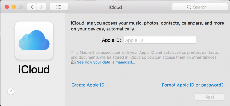 This week's question: What do you expect from iCloud?