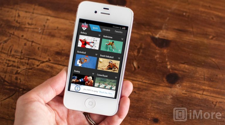 Three applications to follow the London Olympics from your iOS device