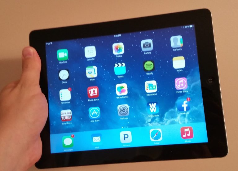 Three apps to amaze with your new iPad