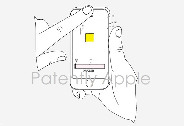 Three recent Apple patents related to health monitoring