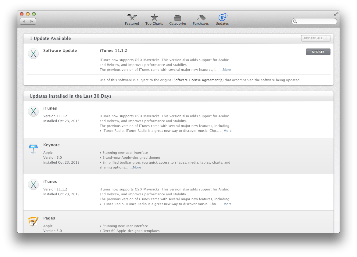 Thus a classic of the Mac App Store has been reborn
