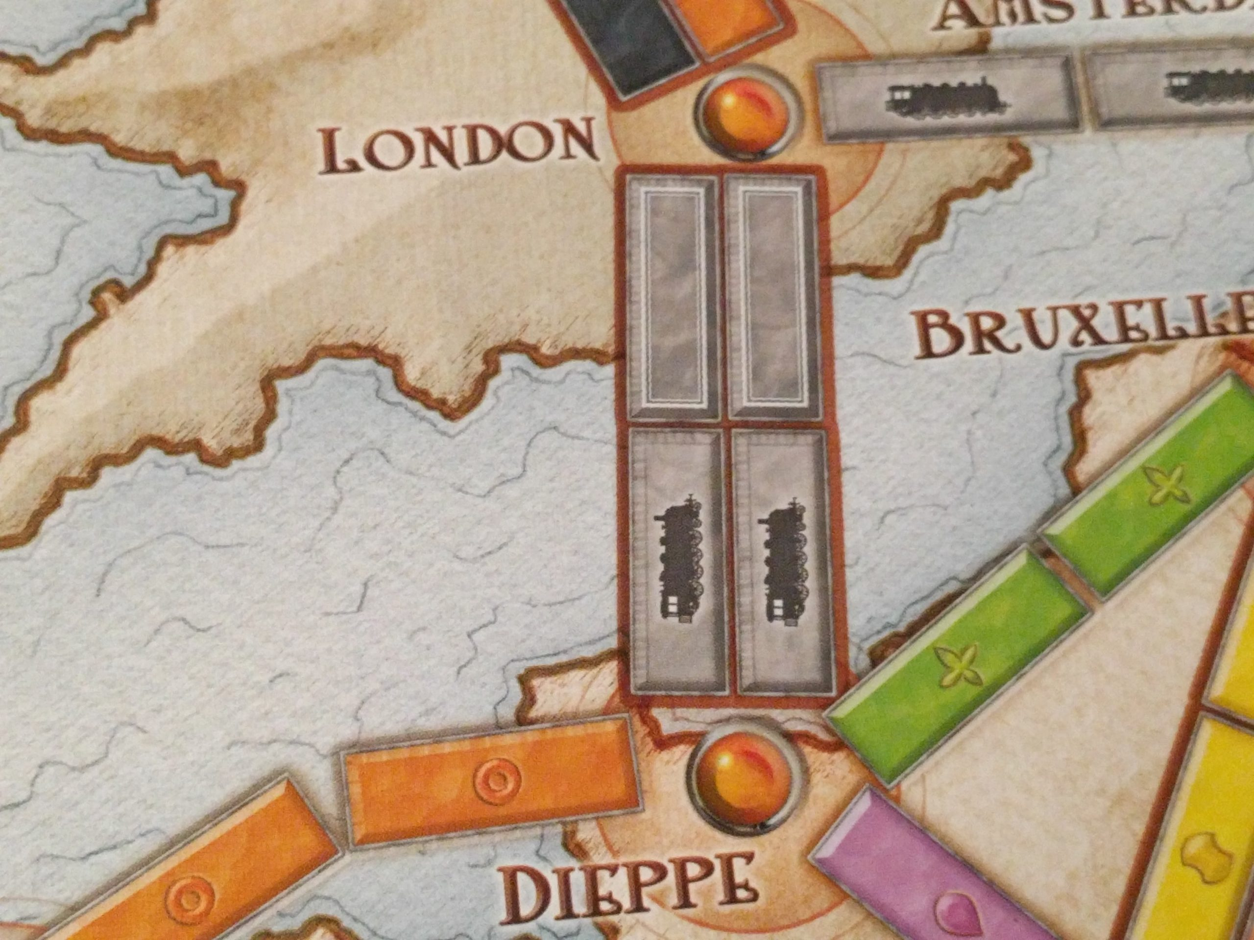 Ticket to Ride – Train game on the App Store