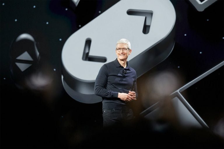 Tim Cook assures that the arrival of a data protection regulation is inevitable