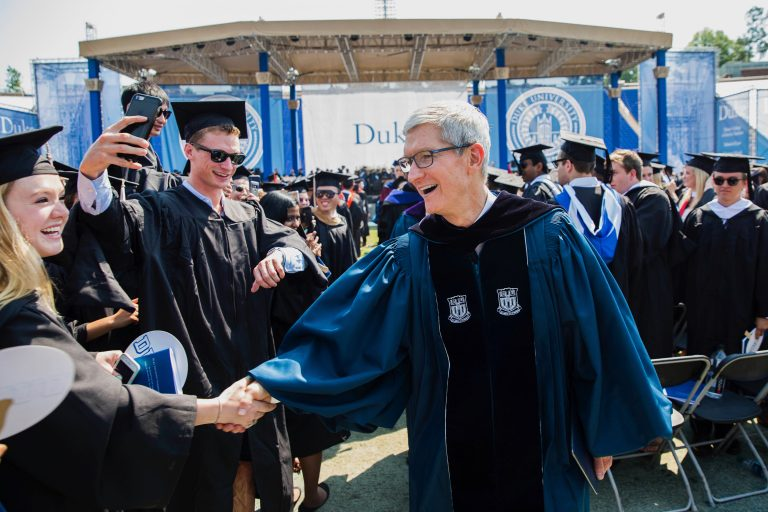 Tim Cook reveals an aspect of Campus 2 that we did not yet know: its possible name