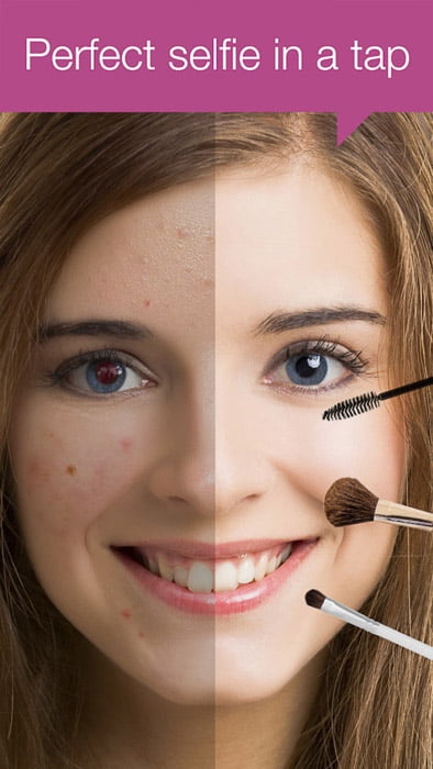 TouchRetouch, the photo retouching app with which we can remove objects and imperfections from our photos