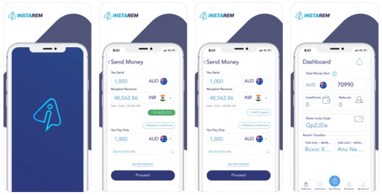 TransferWise app, send money abroad with laughable commissions