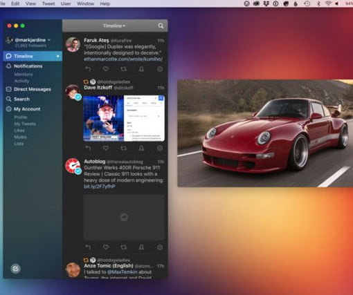 Tweetbot for Mac never sleeps and updates with more news
