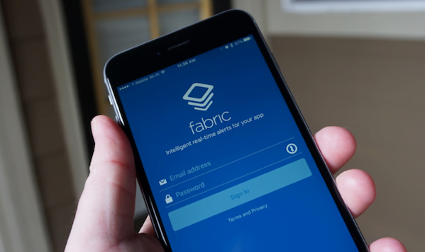 Twitter Fabric, the tool for mobile developers is now available in iOS