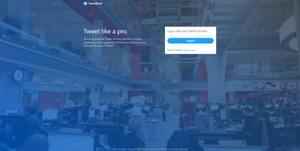 Twitter launches Dashboard, an application for companies to manage their accounts in iOS