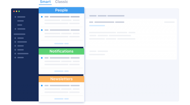 Unclutter's your drawer for the Mac. App of the week