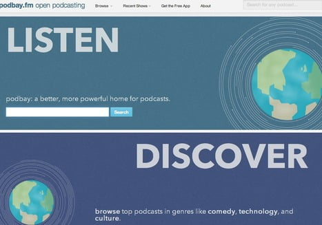 Vodcasts (video podcasts) to your…