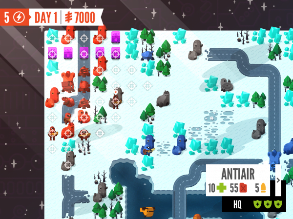Warbits, perhaps the best turn-based war strategy game for iOS: App of the Week