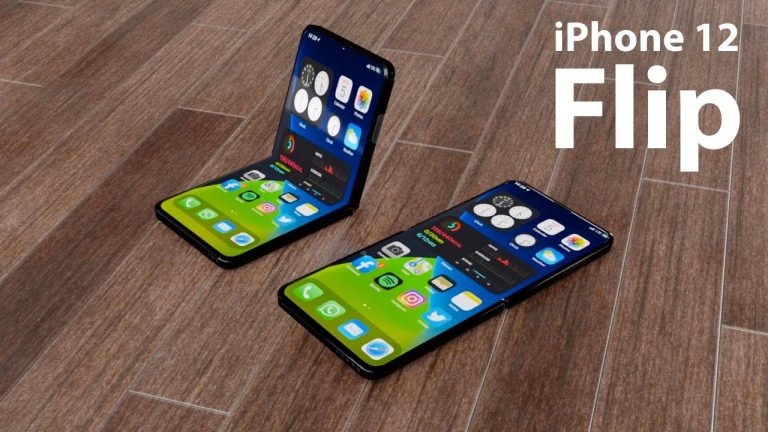 """we started to get the first details of the """"iPhone 12"""""""