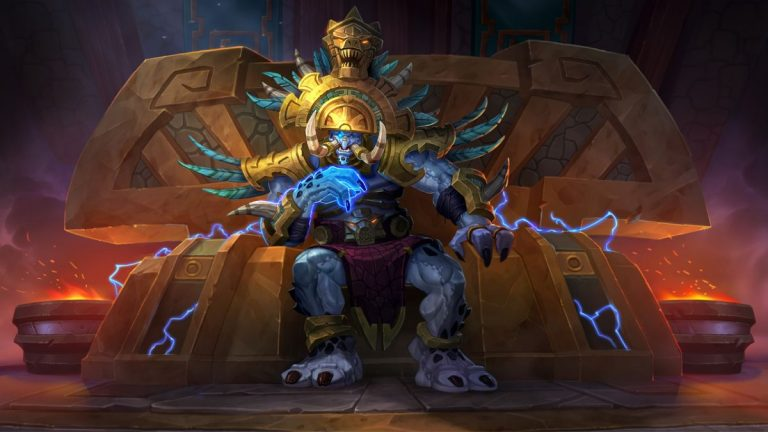 We'll still have to wait a little longer for the iPhone version of Hearthstone