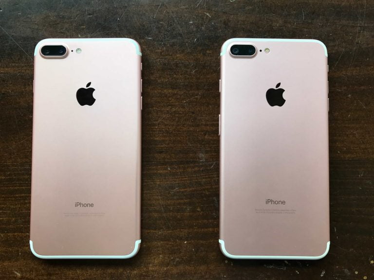 What appears to be the first real components of iPhone 8 appear: there are practically no frames