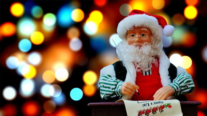 What are you going to ask Santa Claus for Christmas? The question of the week