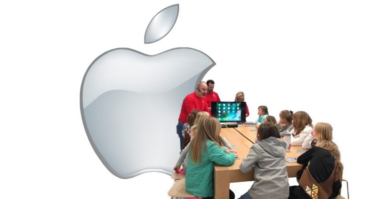 What do we need to build an Apple Store?