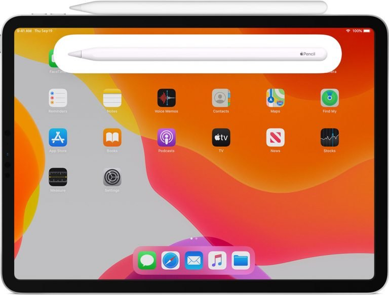 What happens when you connect more than one Apple Pencil to an iPad Pro?