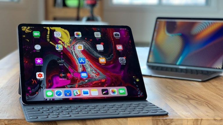 Who said professional work? How to edit 4K videos and music on a 2018 iPad Pro