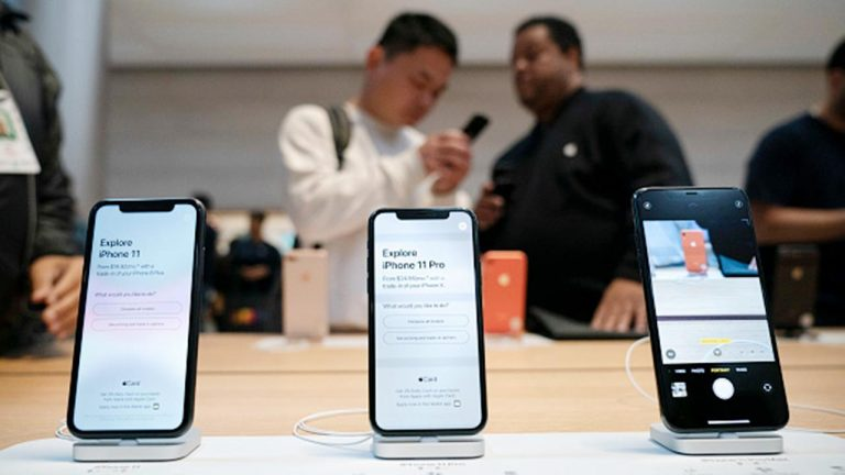 Why do Chinese factories not want iPhone production to move to the United States?
