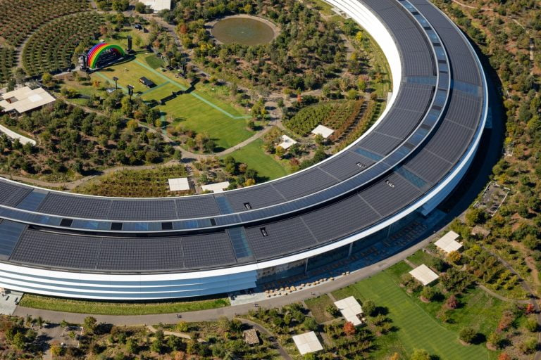Why does Apple want satellite imaging experts?