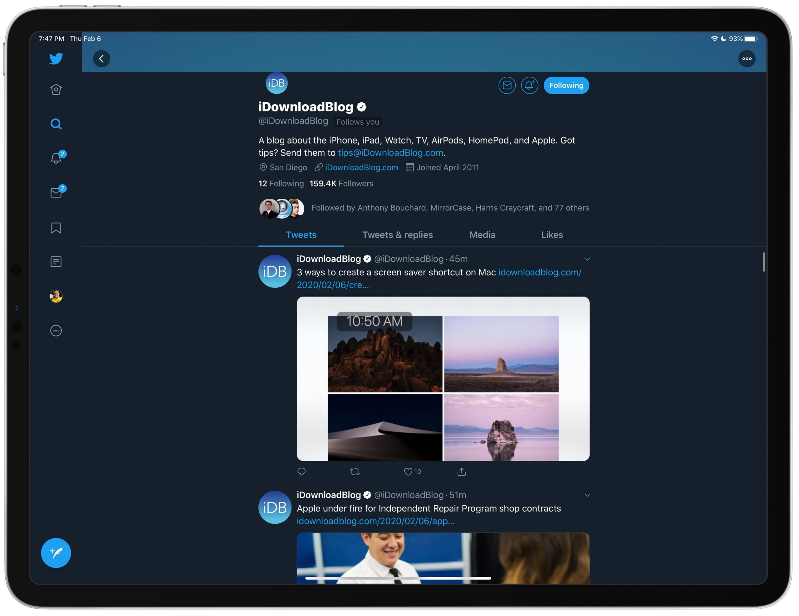Why the disappearance of Twitter for Mac is good news