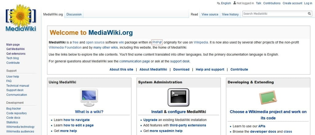 Wikiwebapp, a different way to consult Wikipedia