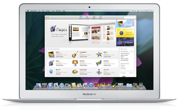 """With """"mobile"""" versions of Mac OS X software ?"""