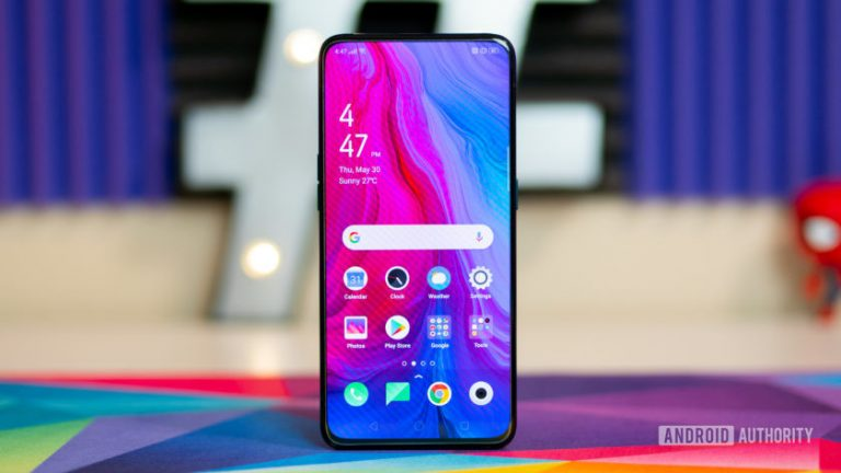 without notch, 120 Hz display and four cameras