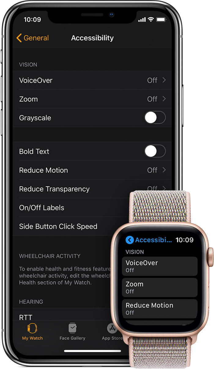 You can interact with your Apple Watch without even touching it