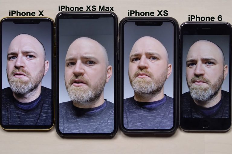 Apple Investigates Why Some iPhone XS Apply 'Beauty Mode' to Skin in Photos