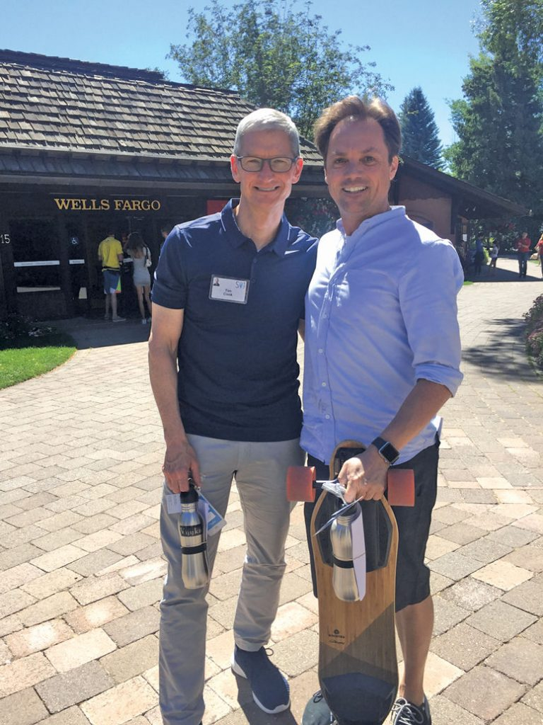 Apple's CEO will be attending the Sun Valley Conference again