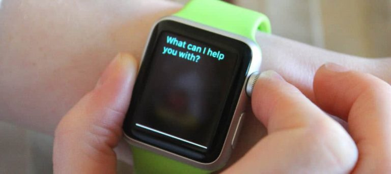 How to use 'Lift to Talk' with Siri on the Apple Watch