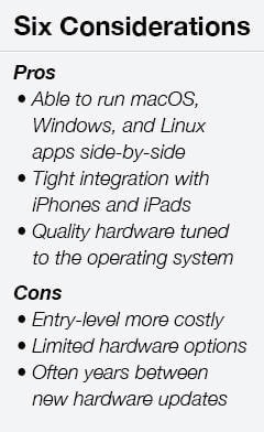 Launch whole ranges or launch new top-of-the-range? Apple's strategy with the Mac and its viability in the future