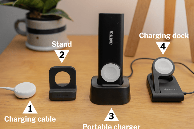 Satechi's new dock allows you to charge both the iPhone and the Apple Watch at the same time… by cable